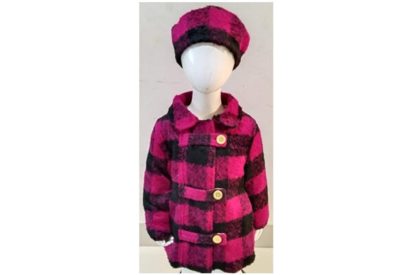 bizfete-apparel-girls-coat with Hat - 20102