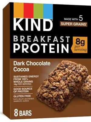 KIND - Breakfast - Dark Choco Cocoa