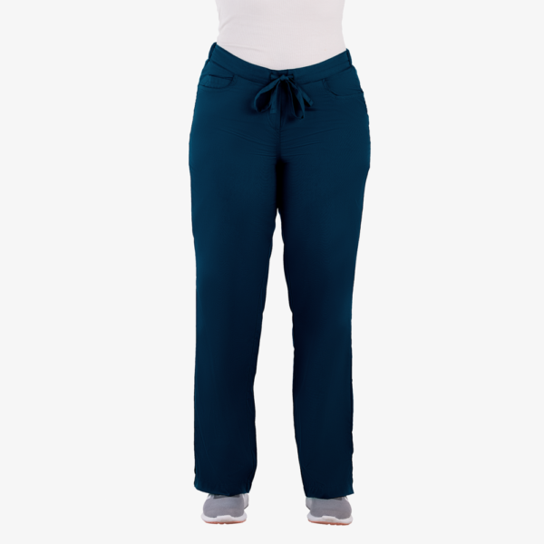 bizfete-apparel-women -classic.pant-caribbean.blue