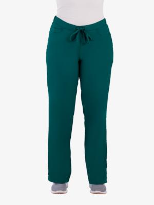 bizfete-apparel-women -classic.pant-huntergreen
