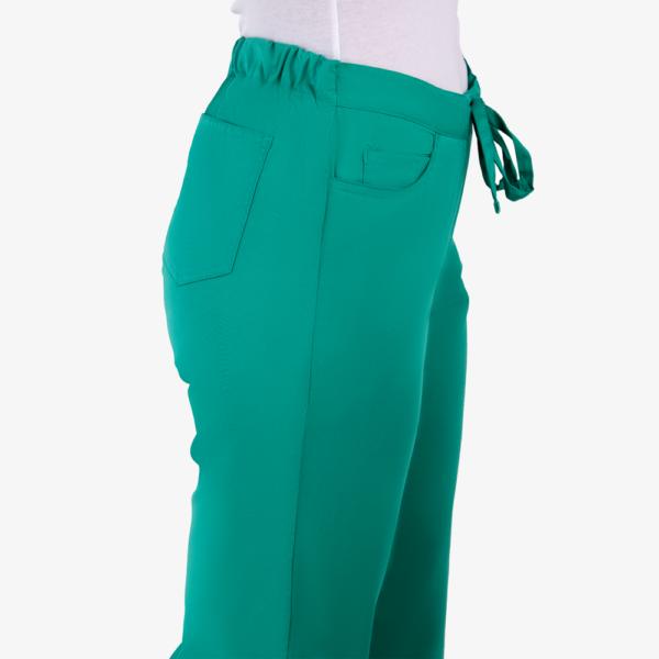 bizfete-apparel-women -classic.pant-jadegreen