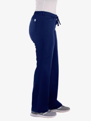 bizfete-apparel-women -classic.pant-navyblue