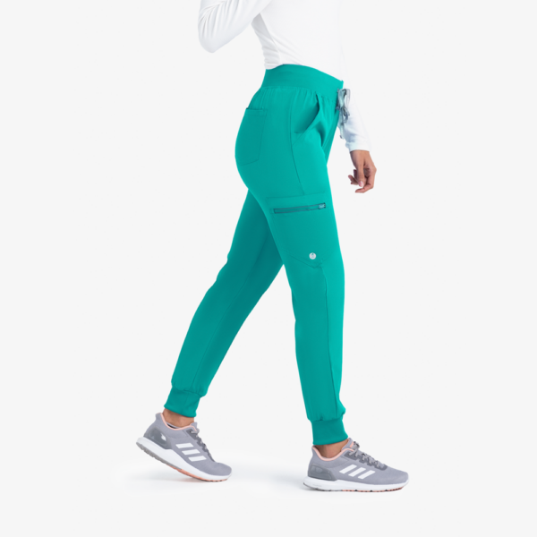 bizfete-apparel-women -jogger pant-40207-teal
